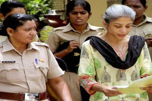 Indrani seeks divorce, sends notice to Peter Mukerjea in jail