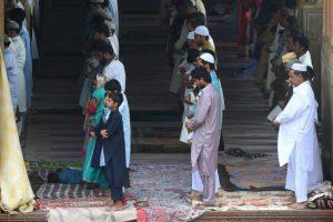 Kerala celebrates Eid amid rains