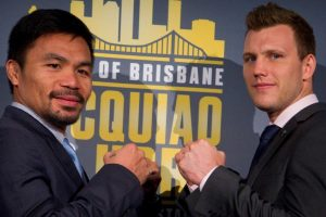 Jeff Horn has '10-point plan' to upset Manny Pacquiao