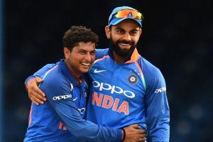 IPL 2018: Kolkata Knight Riders' Kuldeep Yadav fires warning for Virat Kohli and MS Dhoni