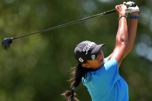 Aditi Ashok records career-best finish on LPGA tour