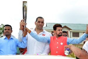 Channelising youths' energy for Olympic glory
