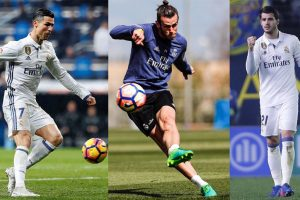 Players angling for a move away from Real Madrid this summer