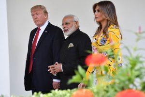 Mr Modi's travels abroad