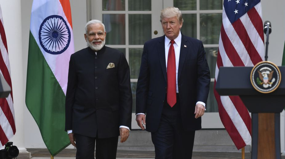 India-US 'two-plus-two dialogue'