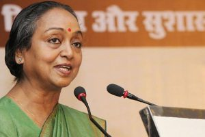 Fought presidential poll with confidence: Meira Kumar