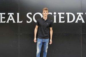 Real Madrid defender Diego Llorente joins Real Sociedad