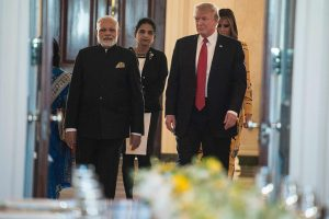 Trump walks up to Modi for impromptu chat at G20