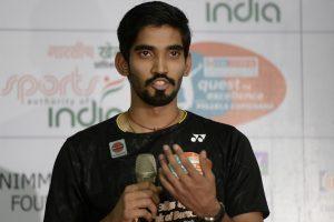 Will play to win at World Championship: Kidambi Srikanth