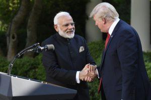 Mr Modi in US