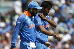 Bumrah rises to 2nd in ICC T20I rankings; Kohli leads batting chart