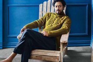 Irrfan Khan channels his 'inner hipster' in New York