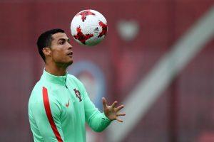 Gerard Pique admits Cristiano Ronaldo favourite to win Ballon d'Or