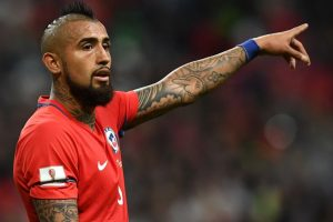 Chile will enter Confederations Cup final: Arturo Vidal