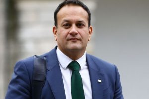 Irish PM wants border-free link between Ireland, Britain