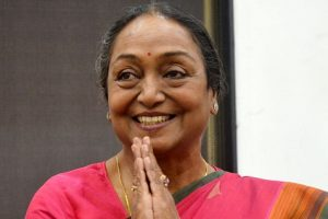 Fight is of ideology, not Dalit vs Dalit: Meira Kumar