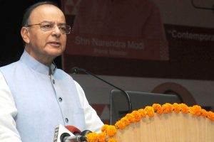 Rs 11.23 crore fake currency detected post note ban: Jaitley