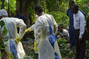 WHO vaccinates 30 million Africans against Ebola