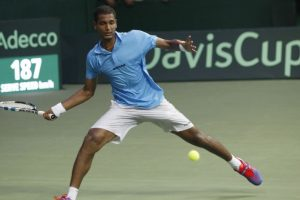 Gutsy Ramkumar Ramanathan goes down fighting to Marcos Baghdatis
