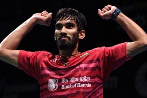 Shuttler Kidambi Srikanth back in top 10 of BWF rankings