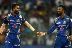 Krunal Pandya dreams to play World Cup alongside brother Hardik