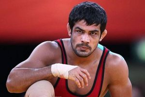 Sushil Kumar wins gold as Indians dominate Commonwealth wrestling