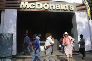 McDonald's dispute: Justice Singhvi writes to CPRL logistics partner