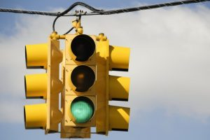Faulty signs, signals leading to traffic violations