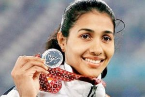 Anju Bobby Goerge asks Indian athletes to compete more in global events