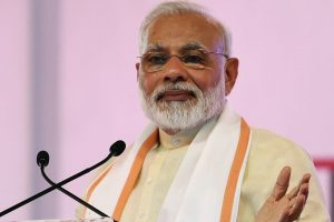 Modi wants to build Lord Buddha statue in Gujarat