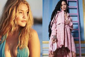 Rihanna makes me excited to get dressed every day: Gigi Hadid