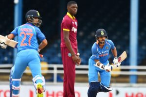 3rd ODI: Unchanged India bat first against West Indies