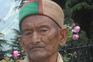 First voter of independent India turns 100 on July 1