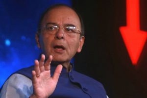 Arun Jaitley releases book on swim expedition 'Ganga Avahan'