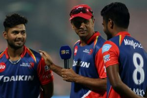Rahul Dravid chooses country over IPL, quits Delhi Daredevils