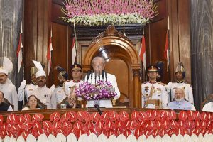 GST a disruptive change and tribute to India's democracy: President