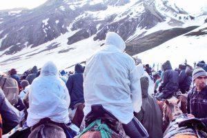 4,477 pilgrims leave Jammu for Amarnath Yatra