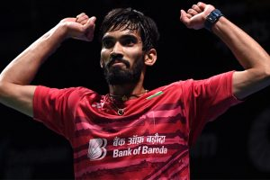 We've a good chance of winning medal at World C'ship: Kidambi Srikanth