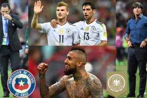 Confederations Cup Final Preview: German brigade takes on gritty Chile