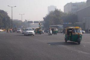 Traffic drive eases situation on Gurugram roads