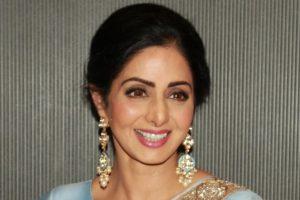 Actress Sridevi passes away