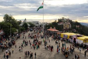 Shimla sees season's lowest temperature