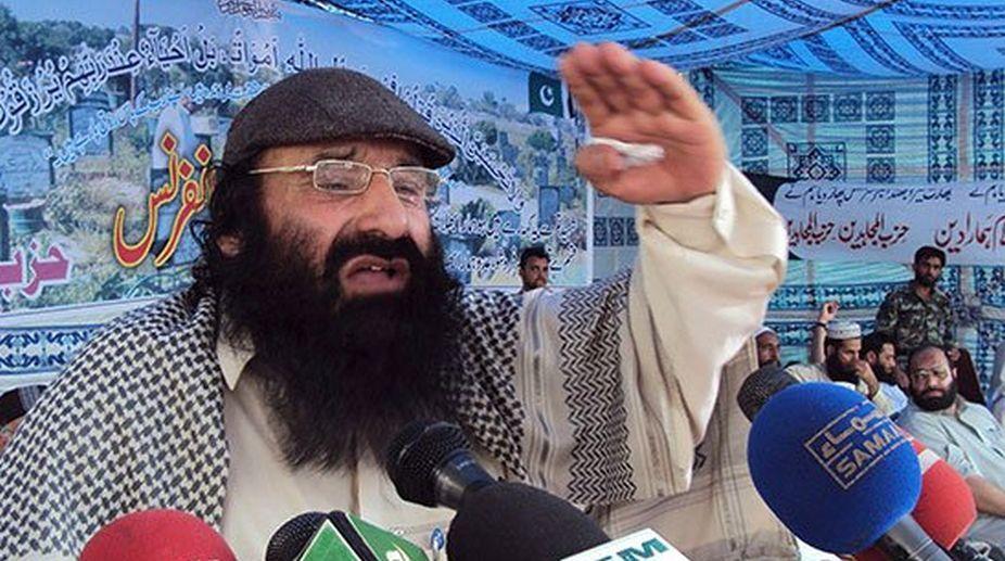 Salahuddin, PoK, Jammu and Kashmir, J-K