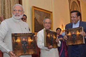 Pranabda advised me like a father, says PM Modi