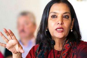 Don't fragment women's body with camera angles: Shabana Azmi