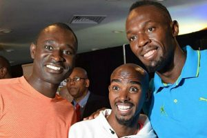 Olympic champion Rudisha says he will defend his 800m title
