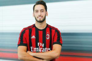 AC Milan sign free-kick king Hakan Calhanoglu