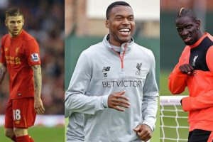 Players Liverpool may lose this summer