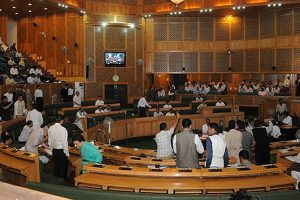 Protests rock J-K Assembly over Sunjuwan attack
