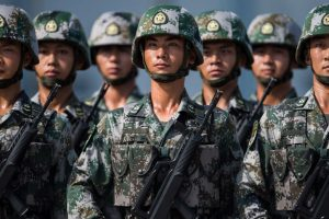 China's PLA publishes new military training manual